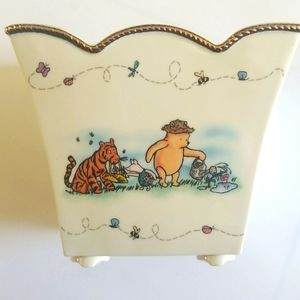 Lenox Collection Winnie the Pooh vase